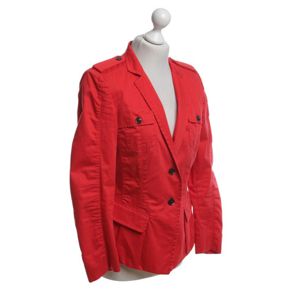 Laurèl Blazer in het rood