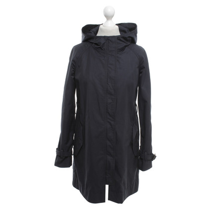 Moncler Coat in donkerblauw