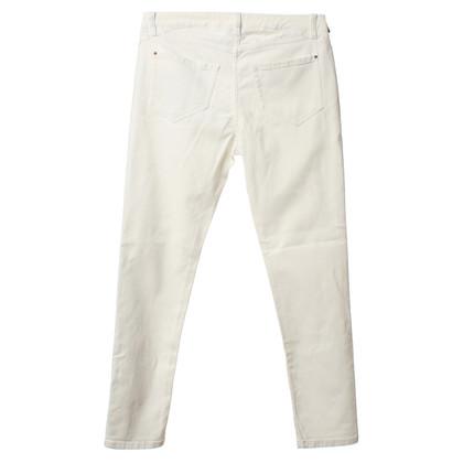 Brunello Cucinelli Jeans in Weiß