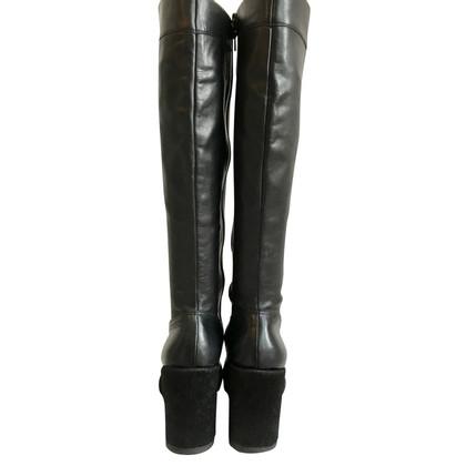 Donna Karan Boots in Black