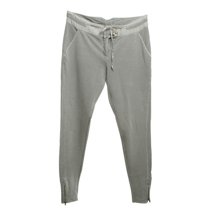 Schumacher trousers in olive green