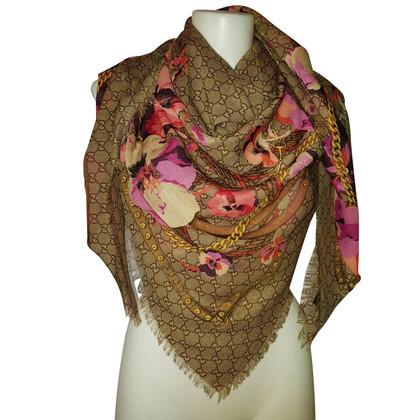 Gucci scarf GUCCI. NEW NEVER WORN