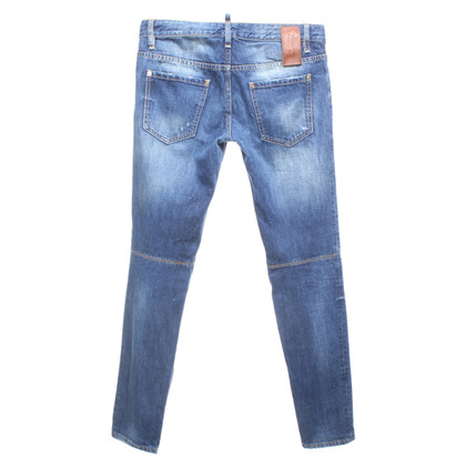 Dsquared2 Jeans im Used-Look