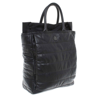 Moncler Black shopper