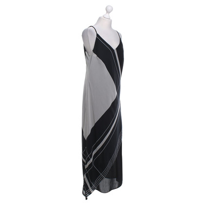 La Perla Dress in Black / grey