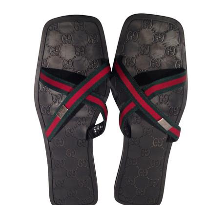 Gucci Zehentrenner