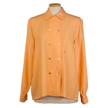 Céline Céline double breasted shirt
