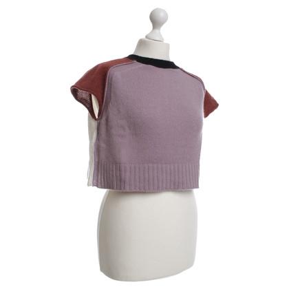 Marni Een korte kasjmier trui