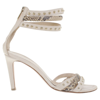 Gianvito Rossi Sandals in Beige