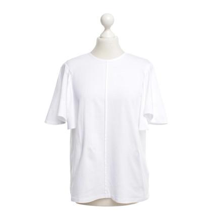 Victoria by Victoria Beckham T-Shirt mit Volants