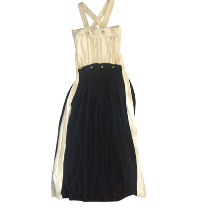 Chloé lange zijden jurk