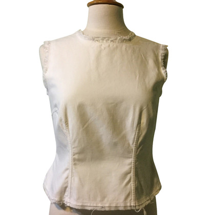 Maison Martin Margiela Top Cotton