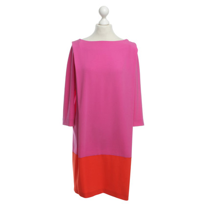 Laurèl Tweetonige jurk