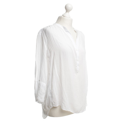 James Perse Blouse in het wit