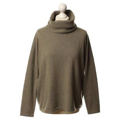 Fabiana Filippi Cashmere sweater in olive