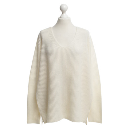 Ralph Lauren Cashmere sweater in cream white