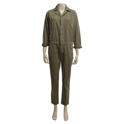 Bash Olive Jumpsuit