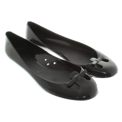 Marc Jacobs Ballerina's in zwart