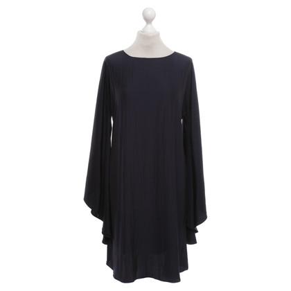 Lanvin Kleid in Dunkelblau