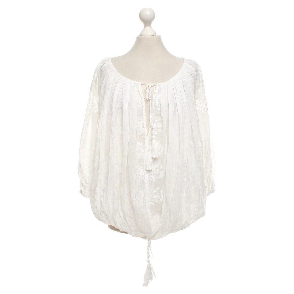 Isabel Marant Etoile top in white