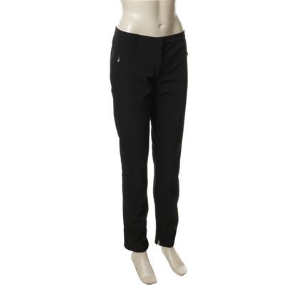 Prada Hose mit Zip-Besatz