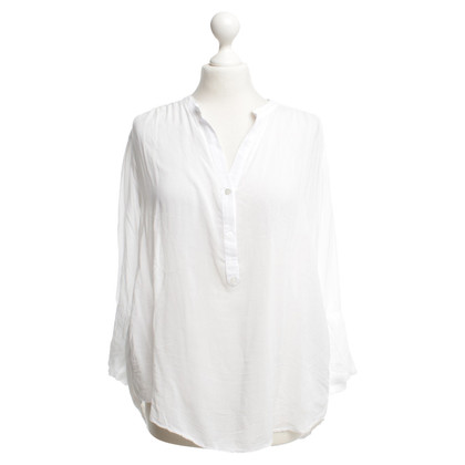 James Perse Blouse in white