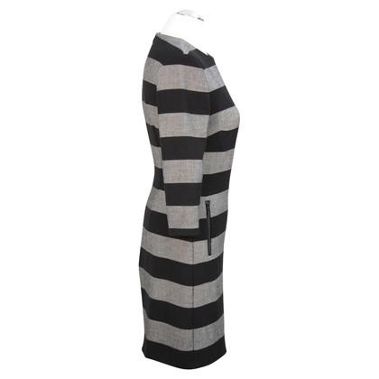 Hobbs Striped dress