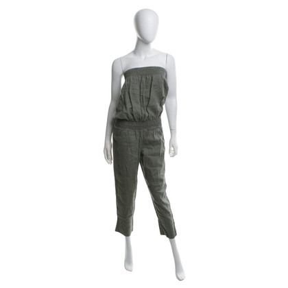 Calvin Klein Overall in olive green