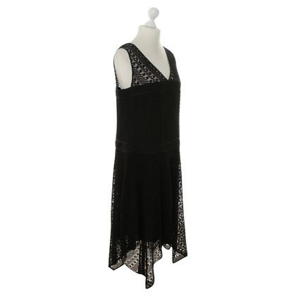Laurèl Dress with crochet lace