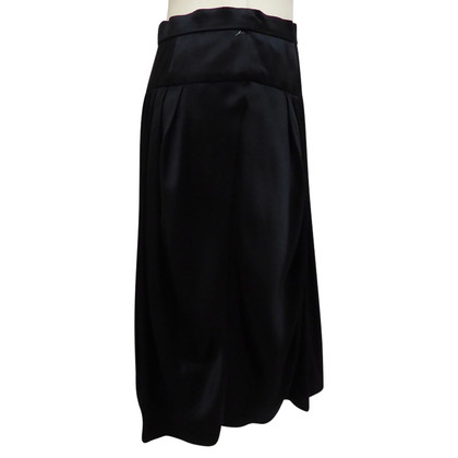 Christian Dior Satin skirt