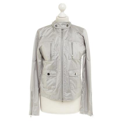 Cinque Jacket in silver