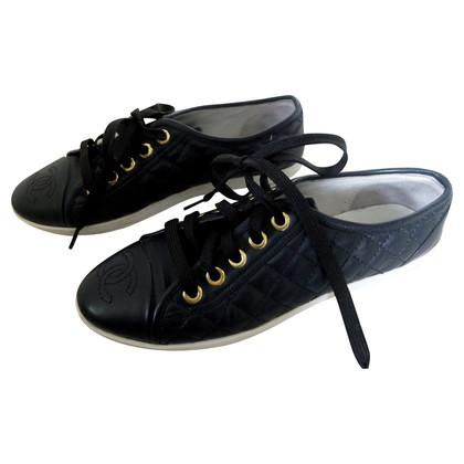 Chanel Leren sneakers