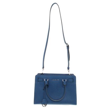 "Michael Kors ""Dillon Bag"" in blue"
