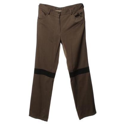 Helmut Lang Trousers in khaki