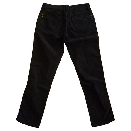 Closed Corduroy trousers in Bordeaux