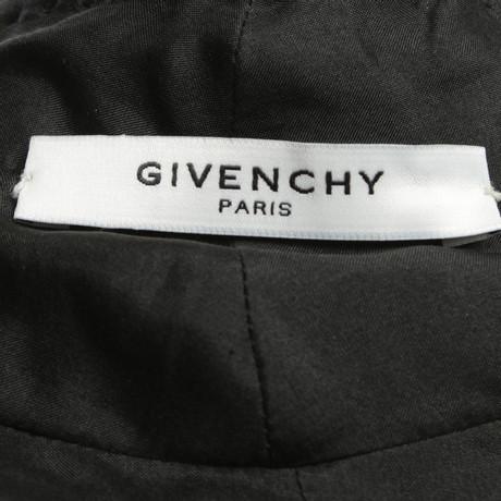 Weste mit Schwarz mit Schwarz Schmucksteinbesatz Givenchy Weste Weste Schwarz Schmucksteinbesatz mit Schmucksteinbesatz Givenchy Givenchy Givenchy Pwfwqp1