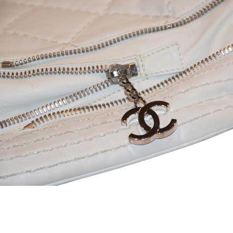 Kaufen Billig Authentisch Chanel Handtasche Weiß Günstig Kaufen Die Besten Preise 100% Authentisch Zu Verkaufen Genießen Online-Verkauf Fälschung 0NzvGmpd1M