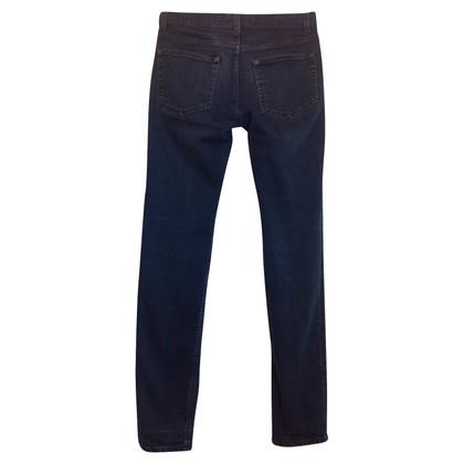 Acne Pantaloni in Black