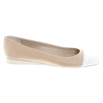 Jil Sander Ballerinas in beige