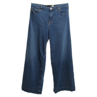 Moschino Love Baggy Jeans in Blauw