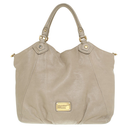 Marc by Marc Jacobs Shopper in pelle nel colore Beige