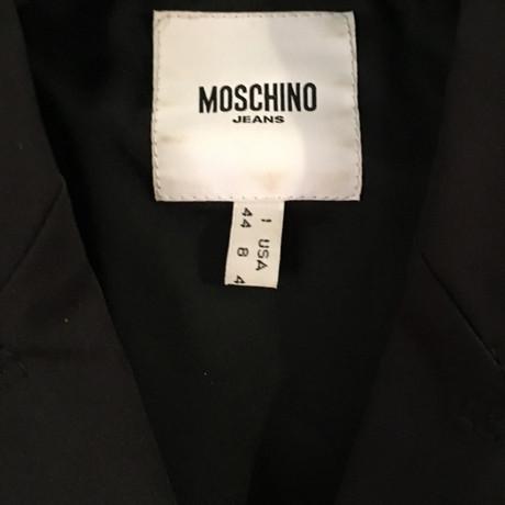 Schwarz Moschino Moschino Schwarz Jacke Moschino Schwarz Jacke Jacke Moschino Schwarz Moschino Jacke 8BxSwt
