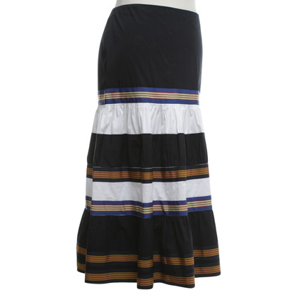 Paul Smith skirt with stripes