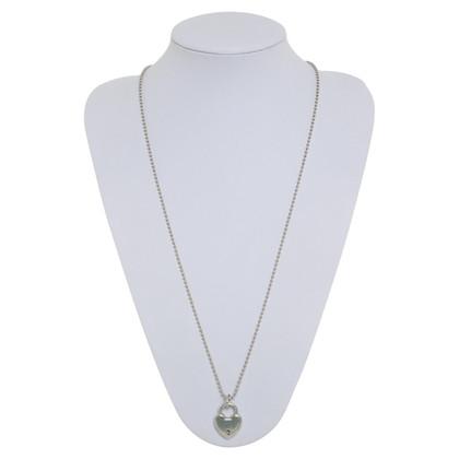 Tiffany & Co. Collana con pendente a cuore