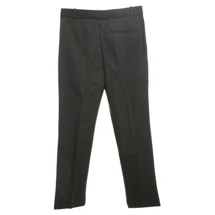 Joseph trousers in dark green