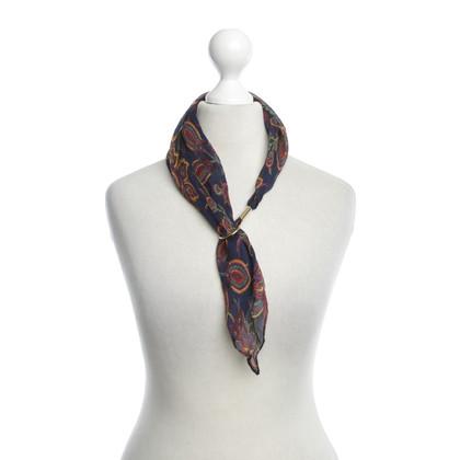 Blumarine Zijden sjaal patronen