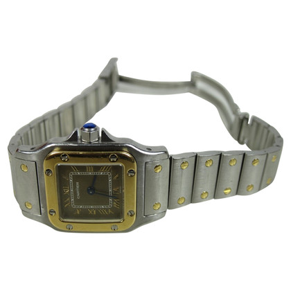 Cartier Montre or jaune