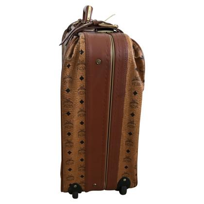 MCM Vintage suitcases