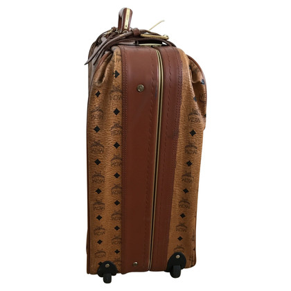 MCM valise Vintage
