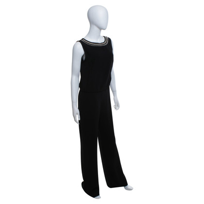 Marc Cain Jumpsuit in Schwarz